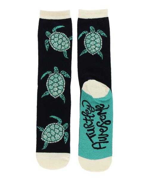 Turtley Awesome Socks