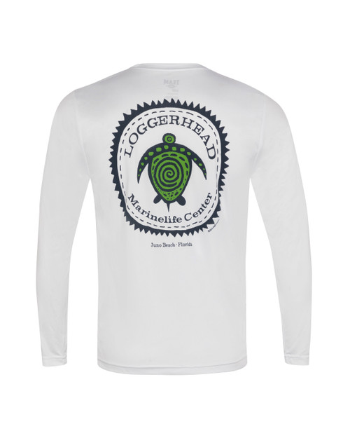 Turtle Blast Unisex UV Quick Dry Long Sleeve Shirt