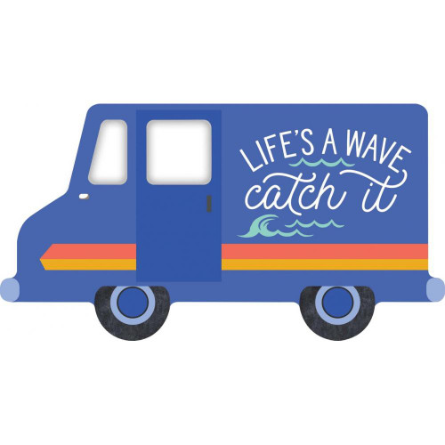 Life's A Wave Catch It - Truck