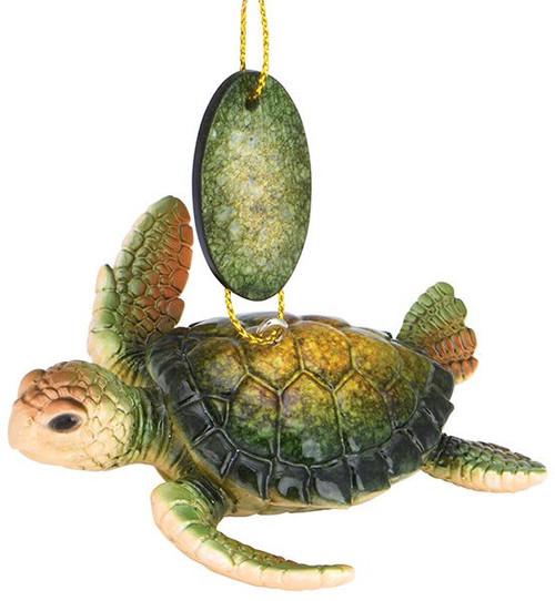 Sea Turtle Hatchling Ornament