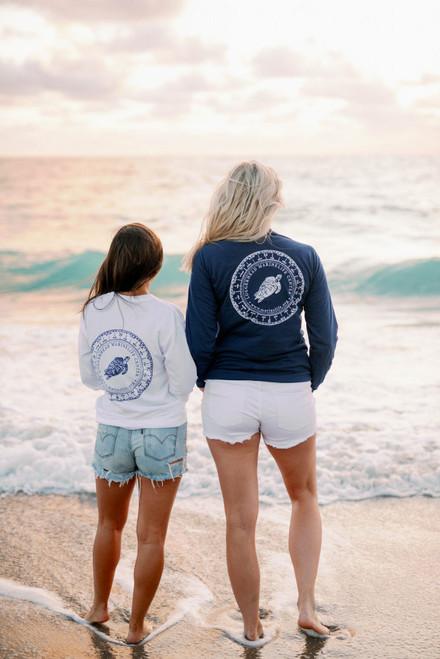 Compass Long Sleeve LMC T-shirt
