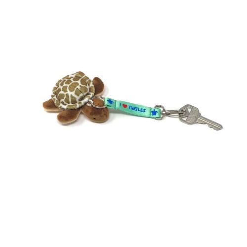 Tilli Turtle Keychain