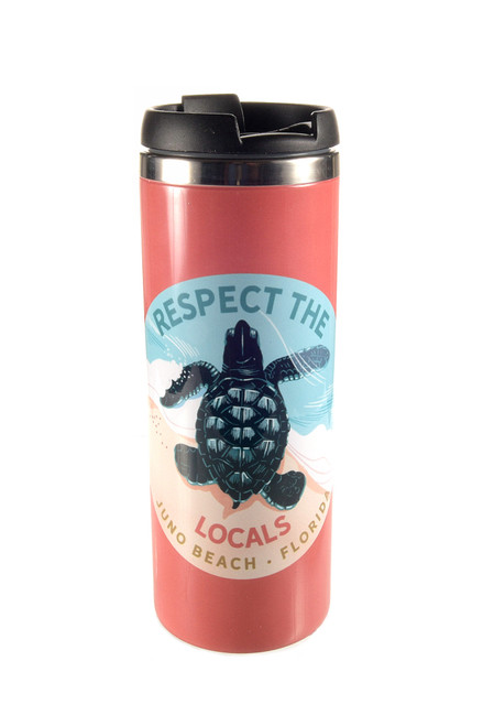 Respect The Locals Hatchling Travel Mug