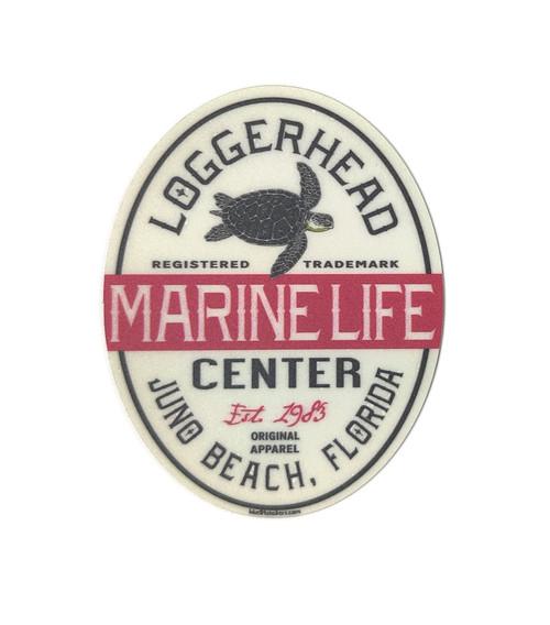 Raingear Sea Turtle LMC Sticker