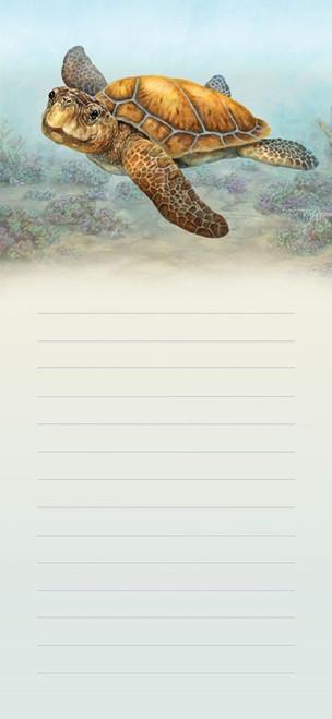 Sea Turtle Magnetic Pad