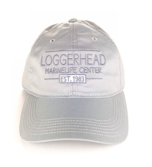 Shark Grey Baseball Hat