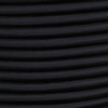 18/3 SJT-B Black Nylon Fabric Cloth Covered Lamp and Lighting Wire.