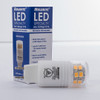 3W T-4 120V GY6 Bi-Pin Base Soft White 3000K Dimmable Specialty LED Retrofit Miniature Light Bulb