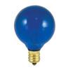 10W Blue E-12 Base 1-1/2in. Globe Bulb