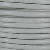 18/3 WHITE SJTOOW 105 DEGREE ROUND THREE CONDUCTOR SERVICE CORD