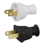 Non-Grounded Plugs