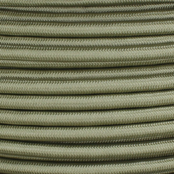 16/3 SJT-B Fern Nylon Fabric Cloth Covered Lamp and Lighting Wire.