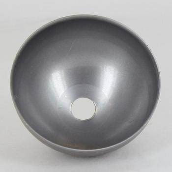 2-1/2in. Diameter Half Ball - Inner Piece - 1/8 ips. Slip - Steel