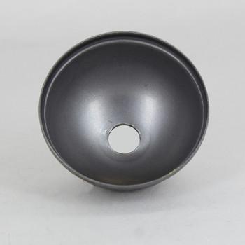 2in. Diameter Half Ball - Outer Piece - 1/8 ips. Slip - Steel