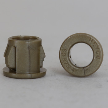 SNAP IN BUSHING FITS 3/8in. HOLE - Gold