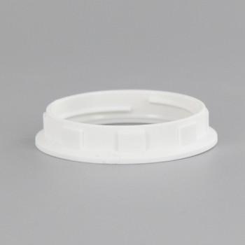 35mm Diameter Small Ring For 3000 Series Sockets - White