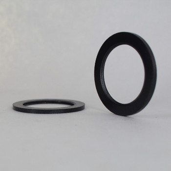 2-1/8 in. UNO-RING SMOOTH EDGE BLACK POWDERCOATED