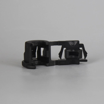 1/4in Diameter Round Cable Snub Bushing for 1/2in Mounting Hole