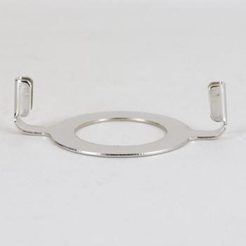 1-7/16in Hole Regular Duty Harp Bottom - Polished Nickel