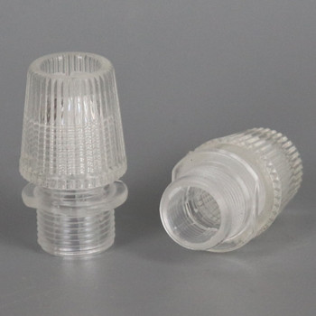 Clear 1/4ips - SJT Type Cable Compression Strain Relief