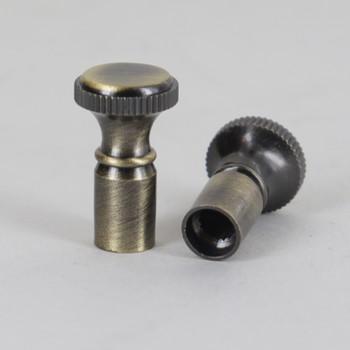 Antique Brass Dimmer Knob