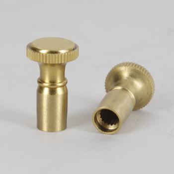 Polished Brass Dimmer Knob
