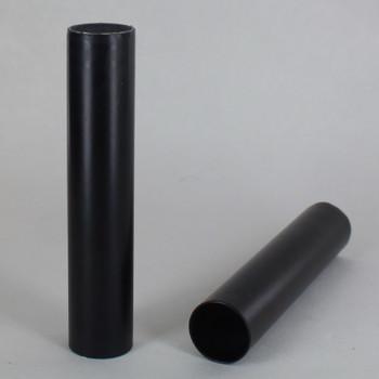 36in Long X 1in Diameter Black Powdercoated Steel Tubing