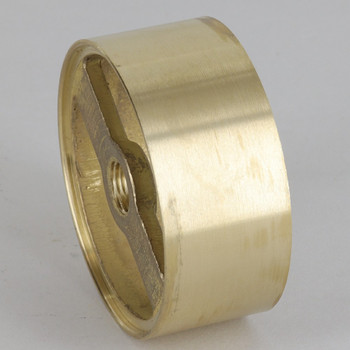 2in (50mm) Diameter with Blank No Side Holes Cast Brass Body Ring