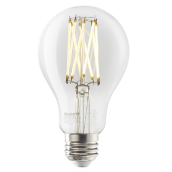 11W LED E26 Base A21 2700K Filament Bulb