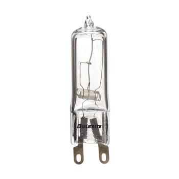 25W - 120V Clear G9 Base Halogen Bulb.