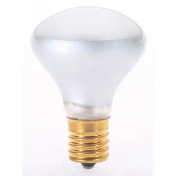 40W Reflector E-17 Base R14 Style Bulb
