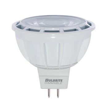 8W LED GU5.3 MR16 2700K Wide Flood Dimmable 80CRI 12V