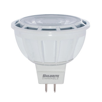 8W LED GU5.3 MR16 3000K Wide Flood Dimmable 80CRI 12V