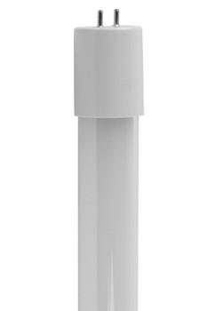 22W, T8, LED, 4', 3000K, BI-PIN Bypass, 2400 Lumens, 240 Degree Beam Angle.