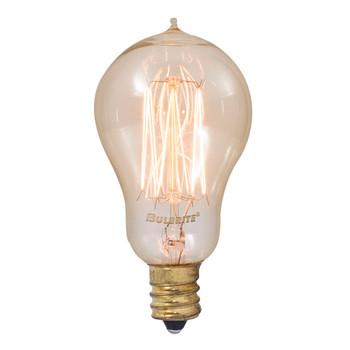25W E12 Base Mini A15 Antique Style Bulb