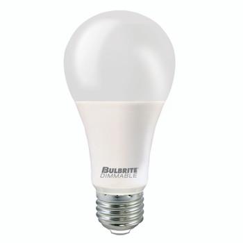 16W LED A21 DIMMABLE 3000K E26 120V BULB