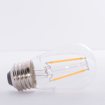 2.5W LED S14 2700K FILAMENT FULLY COMPATIBLE DIMMING