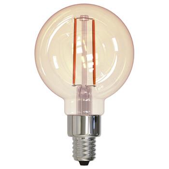 2.5W LED G16 2100K FILAMENT NOSTALGIC E12 FULLY COMPATIBLE DIMMING