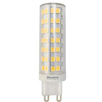 6.5W T6 120V 2-pin G9 Base Clear Finish 2700k Specialty Led Miniature Light Bulb