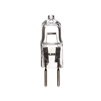 35W Halogen - Clear Bi-Pin GY6.35 T4 Tubular Bulb