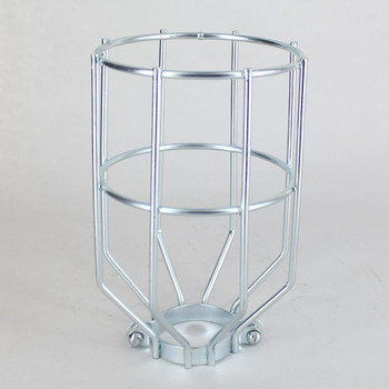 Open Bottom McGill Clamp On Bulb Cage