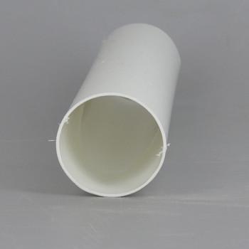 36in. Long Soft Plastic E-26 Base Candle Socket Cover - Edison - White