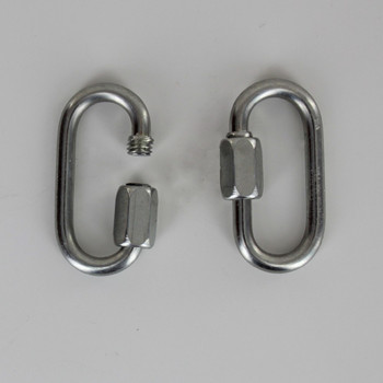 1/8in.Thick Galvanized Quick Link