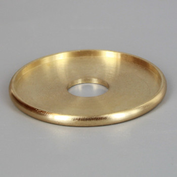 1-5/8in. x 1/8ips Turned Brass Check Ring