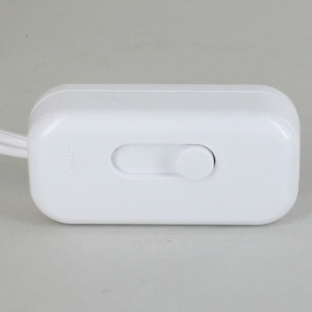 White Table Top Dimmer for LED/CFL/Incandescent