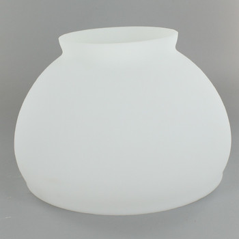 Opal Glass Shade with 4in. Fitter