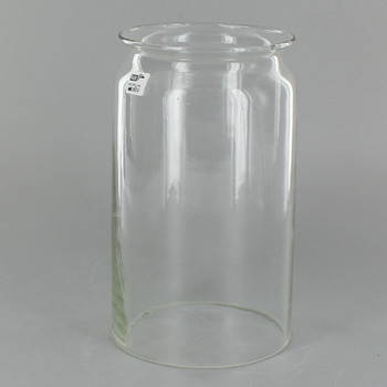 5-1/2in. Clear Cylinder with (2-3/4in) Neck
