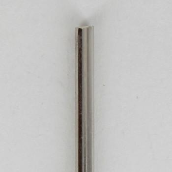 36in. Nickel Plated Steel 11 Gauge Lamp Shade Wire