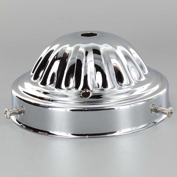 4in. Chrome Plated Finish Holder