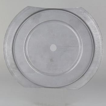 5-1/4in Steel Neckless Ball Holder Insert - Unfinished Steel